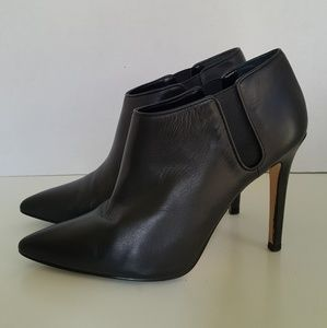 Ivanka Trump Leather Ankle Boots/Booties 9M